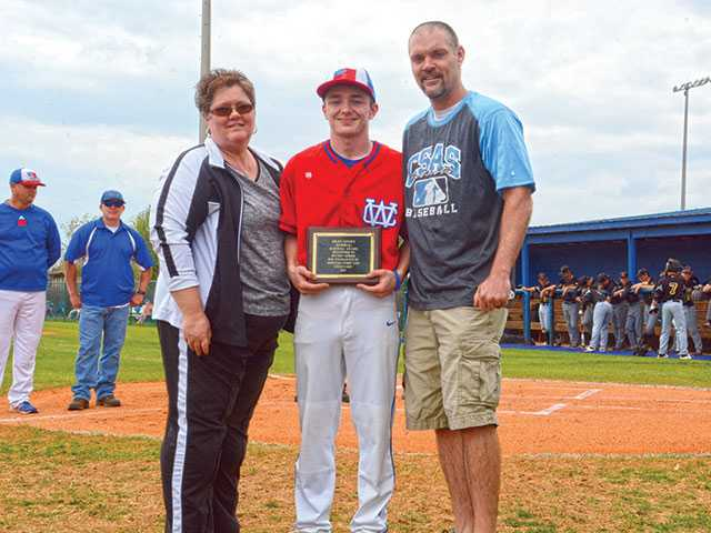 Norris wins 2017 Hilda Lowry baseball award
