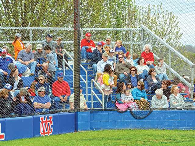 Keep safety in mind when attending spring sports