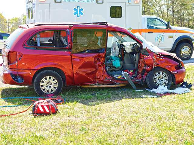 eighth car wreck fatality