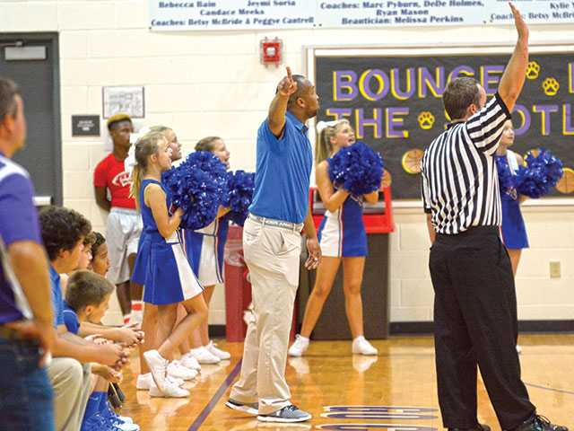 Phillips leaving WCMS for Franklin County High School