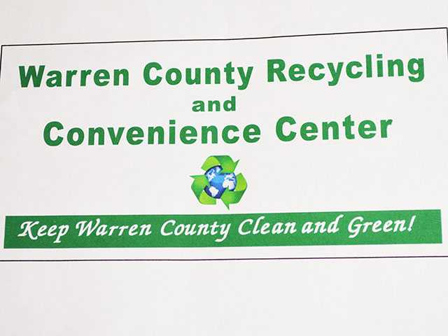 Group wants recycling signage at garbage center