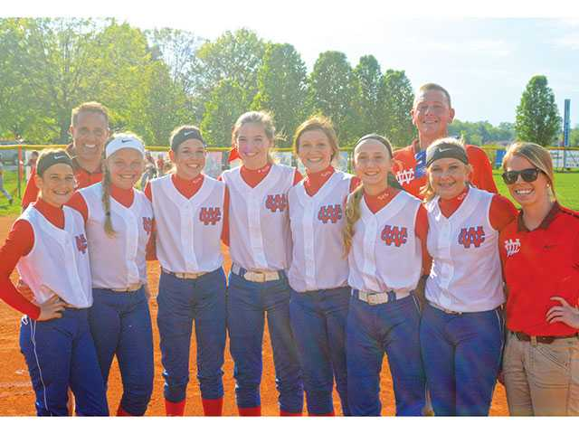 WCMS comes up short on eighth-grade night