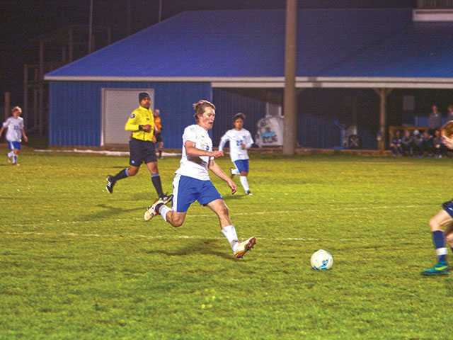 Pioneers win physical tilt with White County