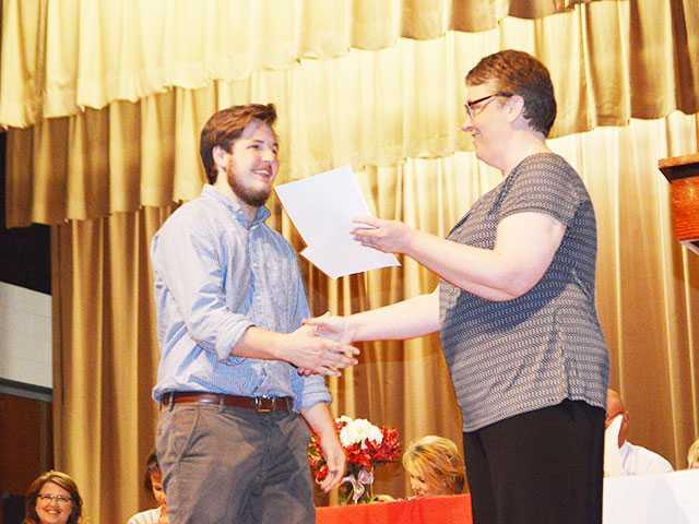 WCHS seniors rewarded for hard work