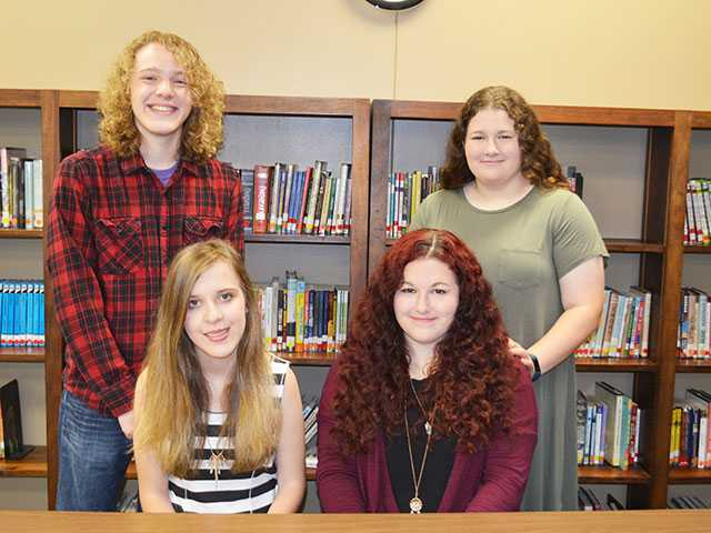 Boyd students honored