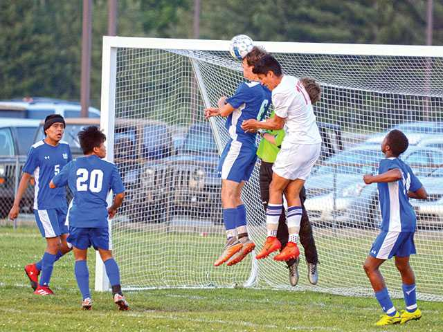 Pioneers can't get on scoreboard in Cookeville