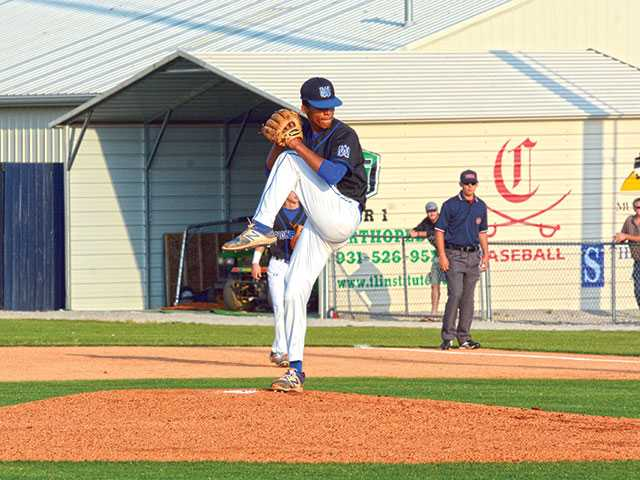 Pioneers come up short in district championship