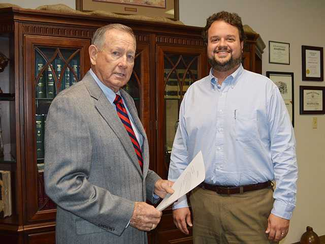 Grissom gets nod for open county seat
