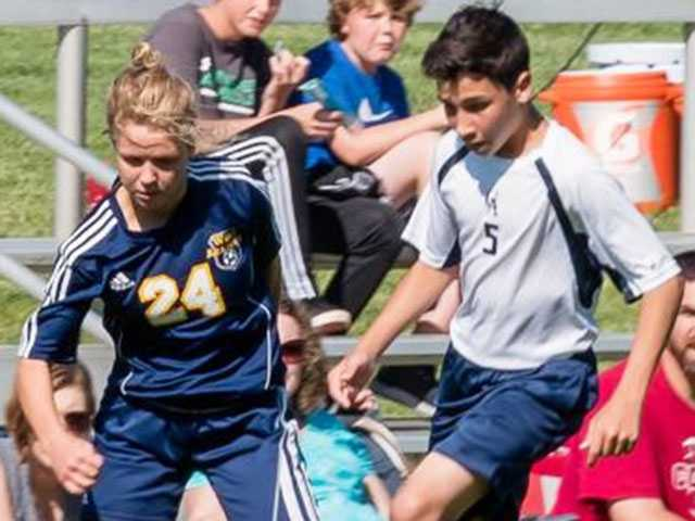Covenant Academy Lions roar into championship
