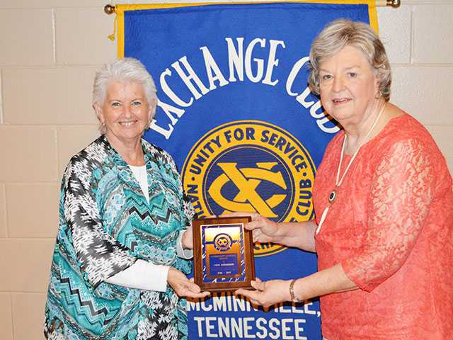 Charles Norton honored for Golden Deeds