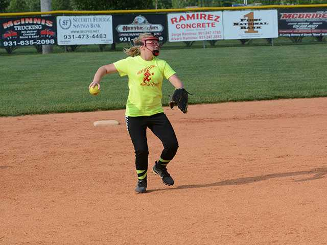 Softball tryouts see great potential