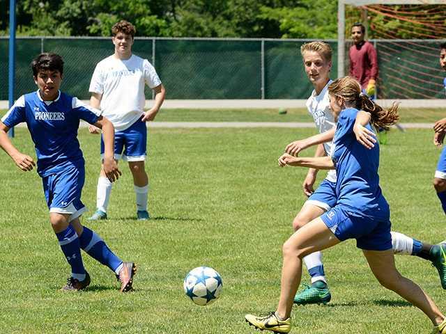 Fun win shows varsity team strength