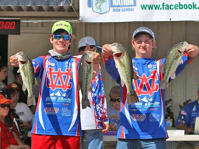 WCHS anglers pull in slots for BASS Nationals