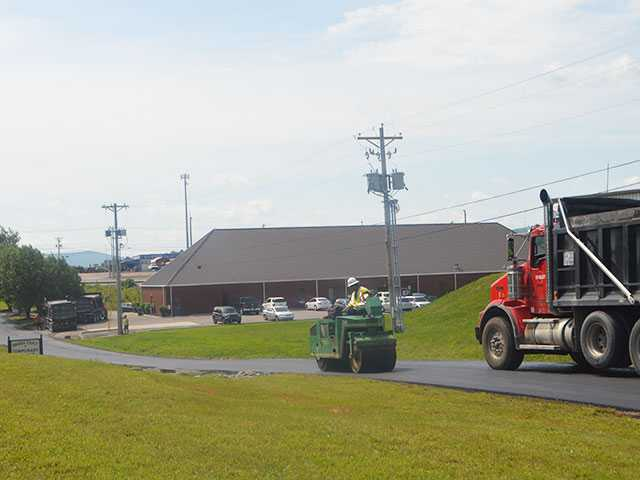City street paving begins Friday with Omni Drive