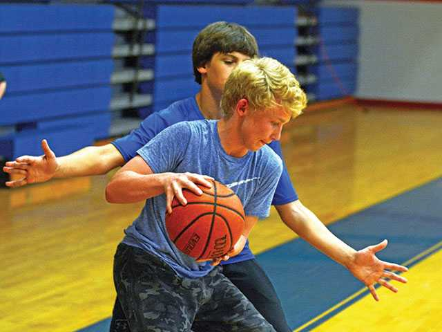 WCMS holds tryouts