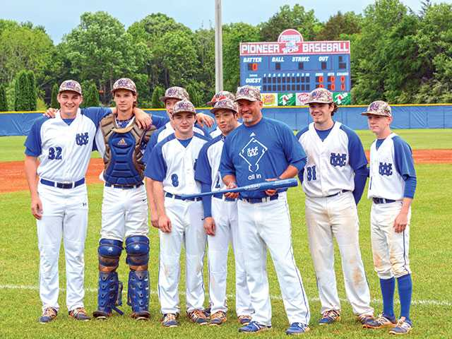 Childs out as WCHS baseball coach