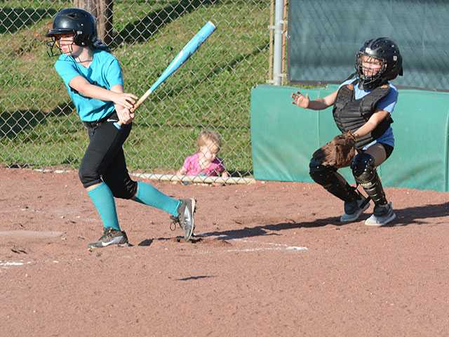 Denning and Cantrell account for 15 runs in win over Triple C
