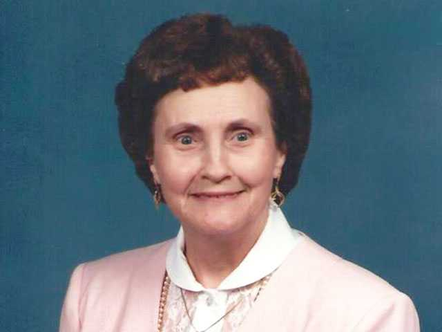 Frances Odell Simpson, 94