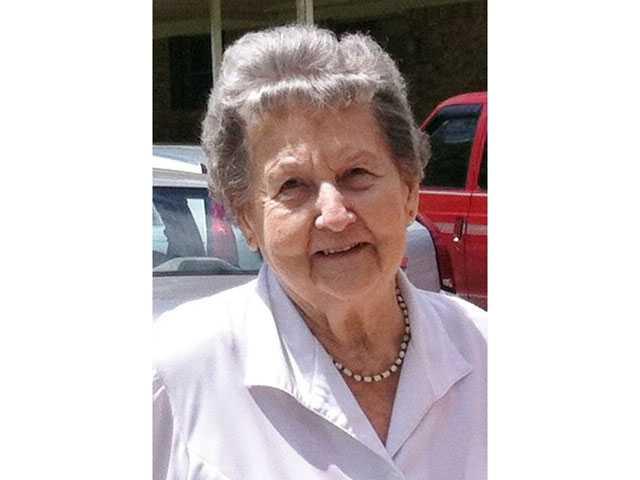 Beatrice Dodson Stafford, 87