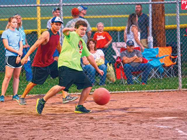 Kickball season kicks off