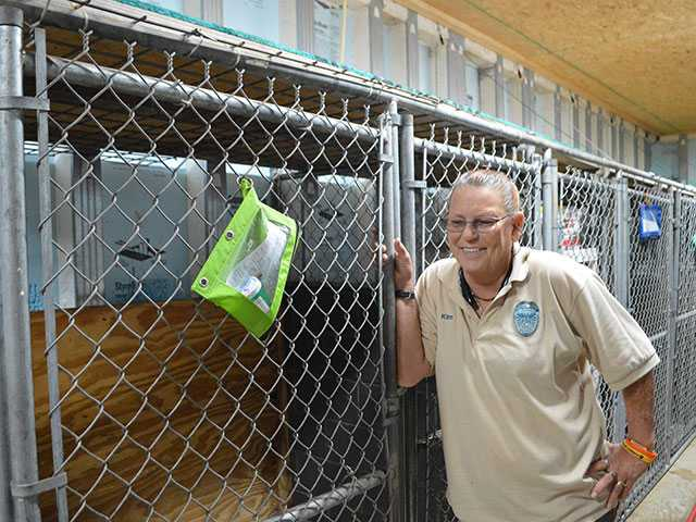 Animal Control may reopen early next week