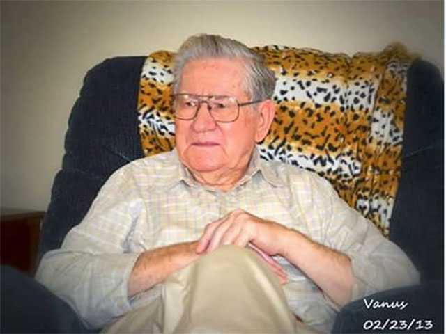 Arvle Lee Page, 93