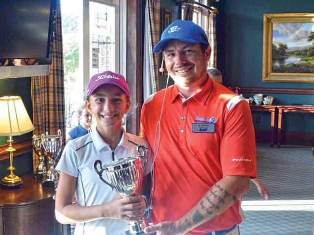 Slatton wins junior golf championship at Myrtle Beach