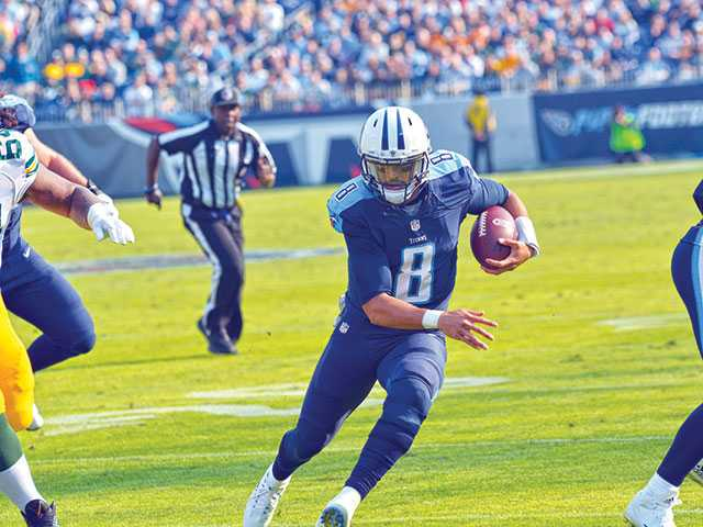Mariota coming to McMinnville