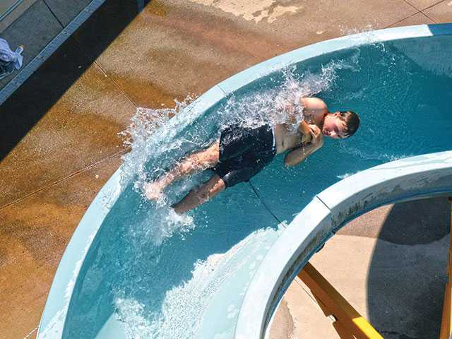 Gilley Pool a Midstate attraction