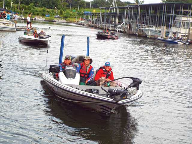 TWRA reports no boating fatalities over holiday