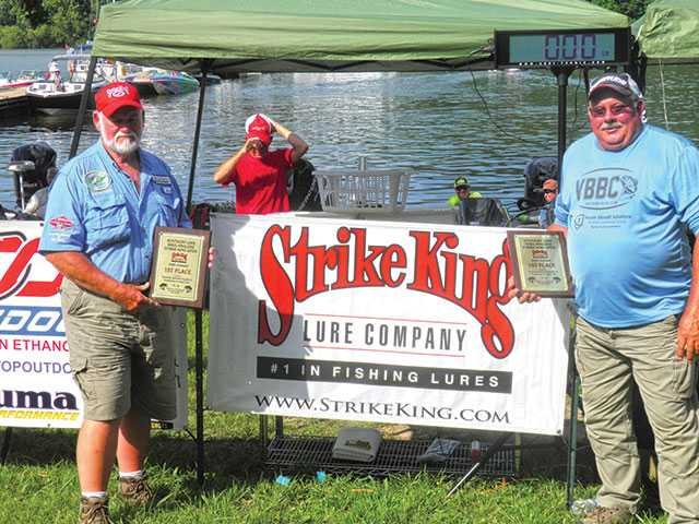 Locals win Strike King tournament