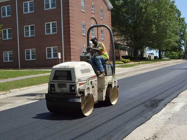 City increases street-paving budget