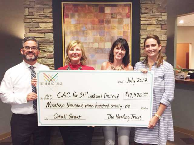 CAC receives grant