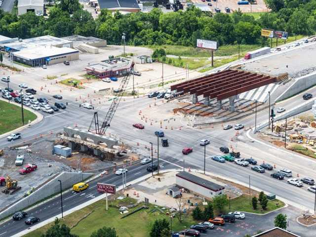 Murfreesboro roads may be closed