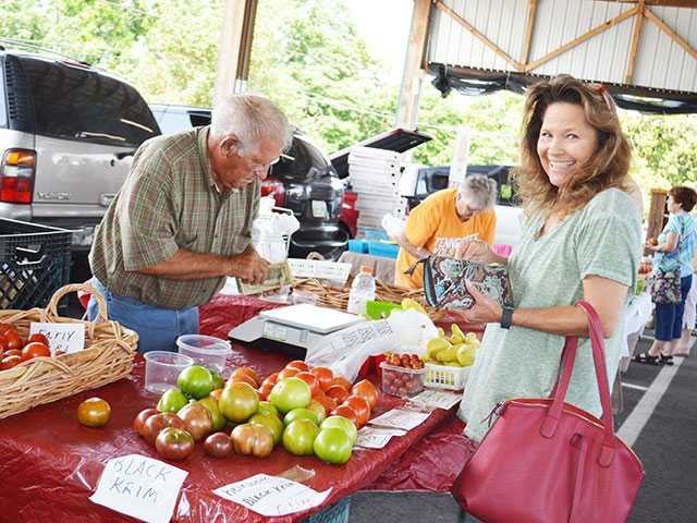 Farmers Market another way to shop