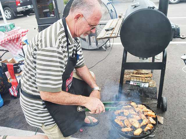 BBQ cook-off a sizzling success