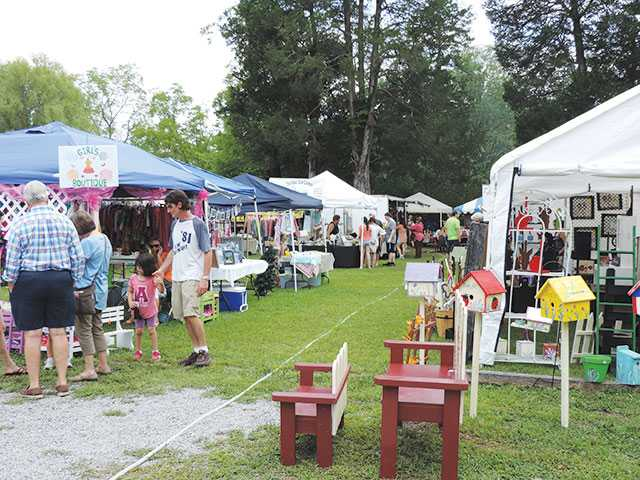 Beersheba Springs Arts and Crafts Festival Aug. 26-27