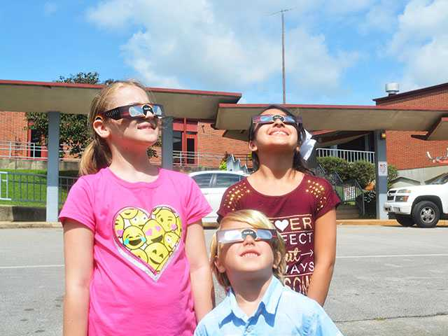 Schools ready for once-in-a-lifetime eclipse