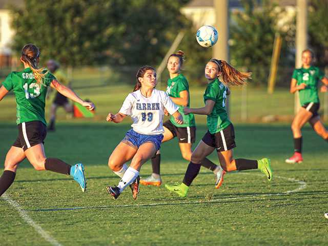 WCHS soccer takes first district victory