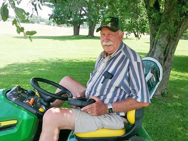 Joe T. Cantrell Sr., 85