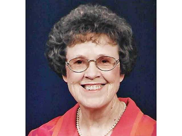 Grace Simmons Ward, 87