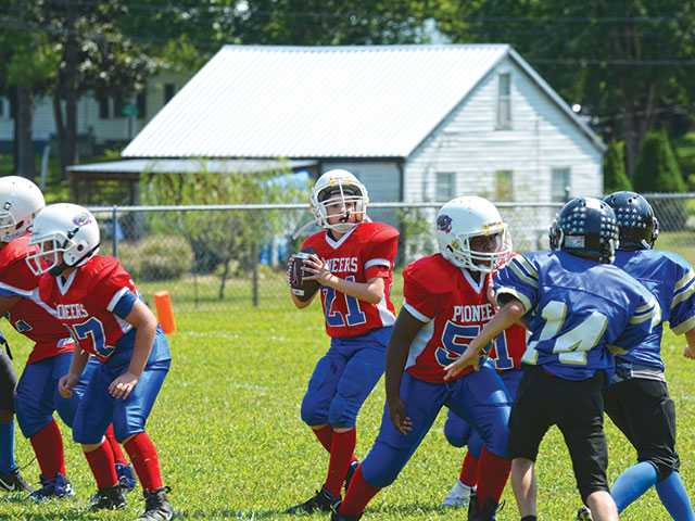 Young Pioneers blanked by Shelbyville