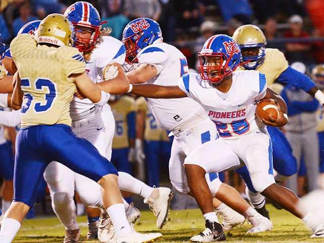 Pioneer offense a bright spot