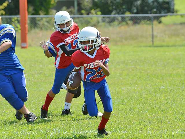 Shelbyville too much for 10-12-year-old Pioneers