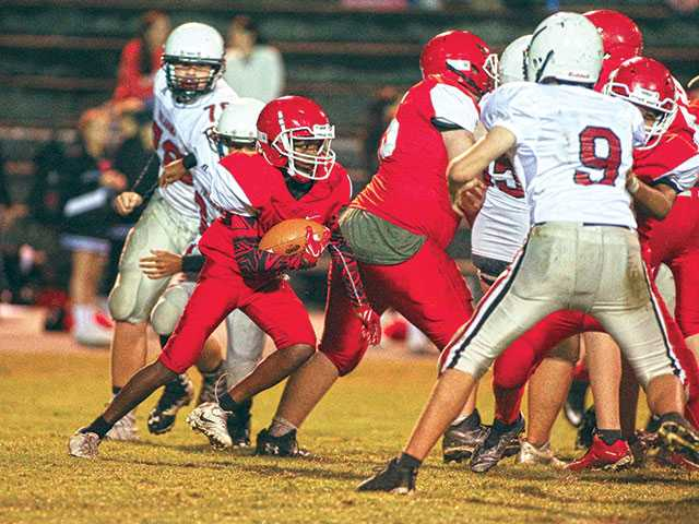 WCMS falls in last home game of year