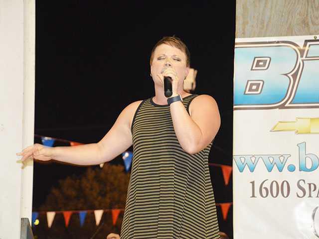 Karaoke winner has something to brag about