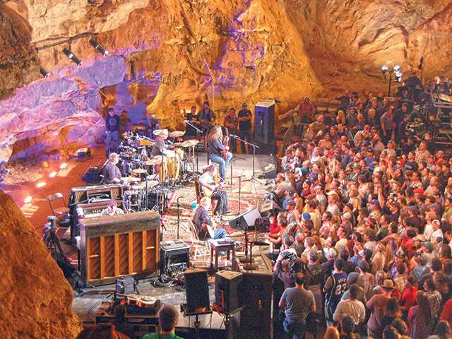 State picks county for free concert
