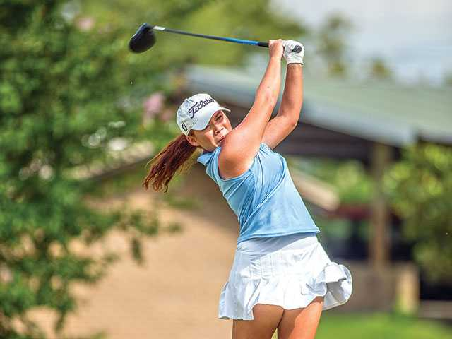 WCHS golfers shooting for state tourney