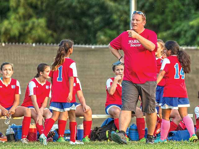WCMS soccer takes first loss