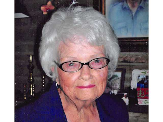 "Agnes ""Ag"" Wood Brock, 91"